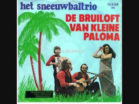 Het Sneeuwbal Trio - De bruiloft van kleine Paloma