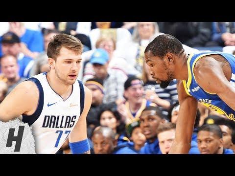 Dallas Mavericks vs Golden State Warriors - Full Highlights | March 23, 2019 | 2018-19 NBA Season