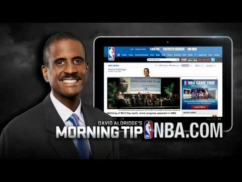 David Aldridge, Is That A Real Smile?