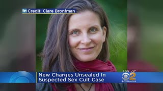 New Charges Unsealed In Suspected Sex Cult Case