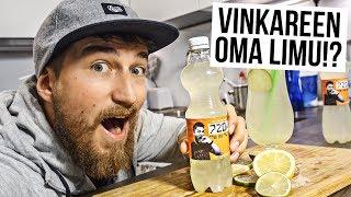 Tehdään oma limonadi!