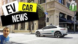Electric car NEWS, RapidGate Update, Tesla shares drop and Ipace 🔋🔌🚗
