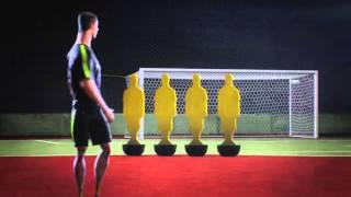 """Perfect Kick"" starring Cristiano Ronaldo"