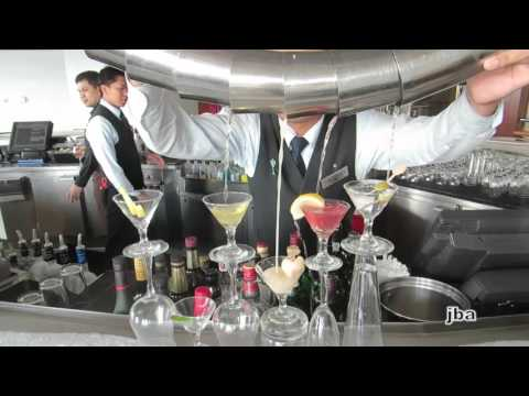 Flight Martinis