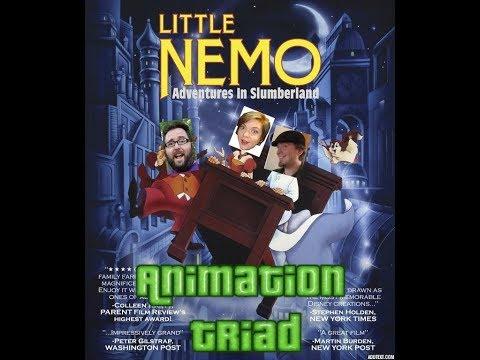 Little Nemo Adventures in Slumberland - Animation Triad Episode 046