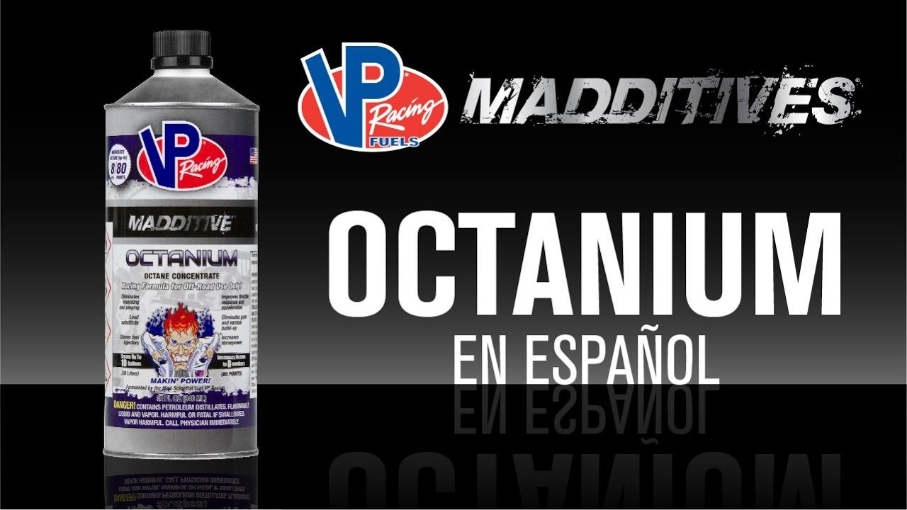 Octanium® (Case of 8)