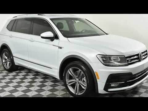New 2019 Volkswagen Tiguan Atlanta, GA #VN19250 - SOLD