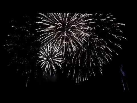 Fireworks - Alderney Landing - Dartmouth - 2018