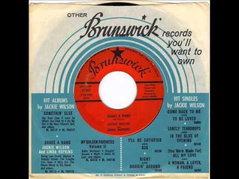 Jackie Wilson And Linda Hopkins - Shake A Hand