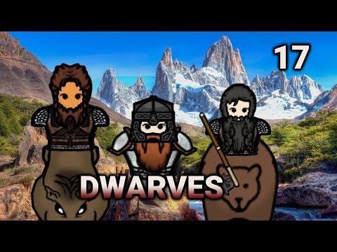 Camel Days! #17 Merciless Melee Dwarves s2 Rimworld beta 19 Let's Play Gameplay