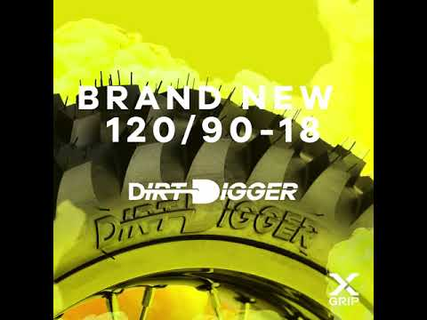 X-GRIP DIRTDIGGER 120/90-100