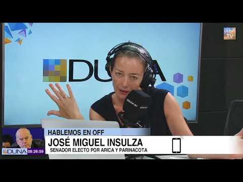José Miguel Insulza en #HablemosEnOff