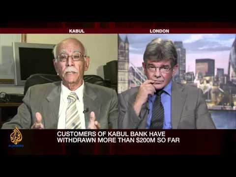 The Kabul bank crisis