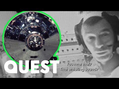 Apollo 10 Astronauts Encountered A Strange Radio Signal While On The Moon | NASA's Unexplained Files