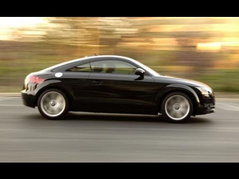 2008 Audi TT - First Drive Review - CAR and DRIVER