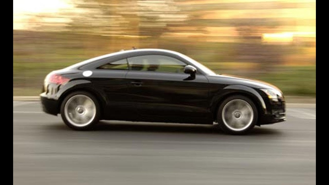Audi Tt Review Car And Driver
