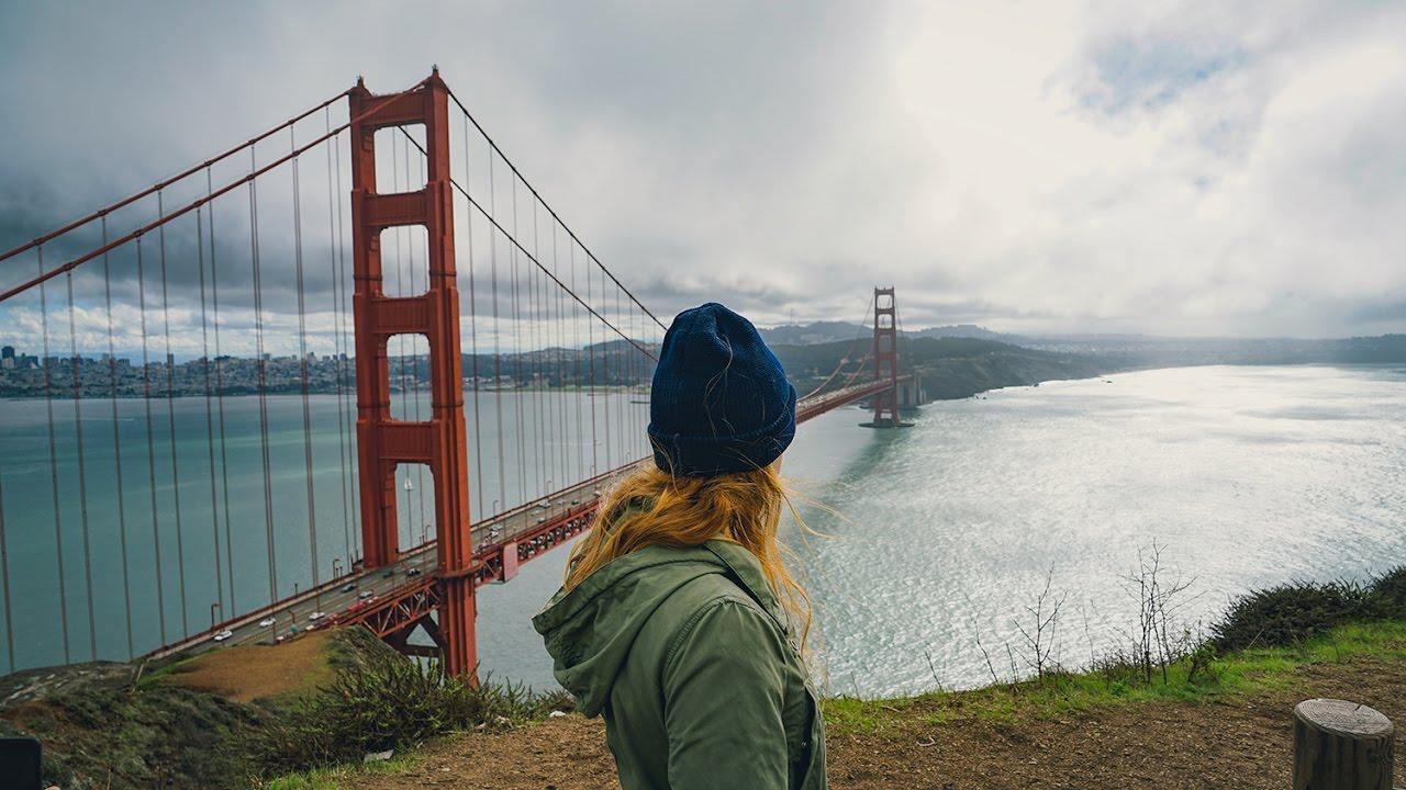 Best View Of The Golden Gate Bridge San Francisco California You
