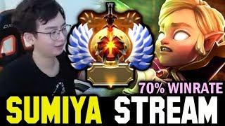 SUMIYA vs 70% Winrate Invoker Picker | Sumiya Invoker Stream Moment #1157