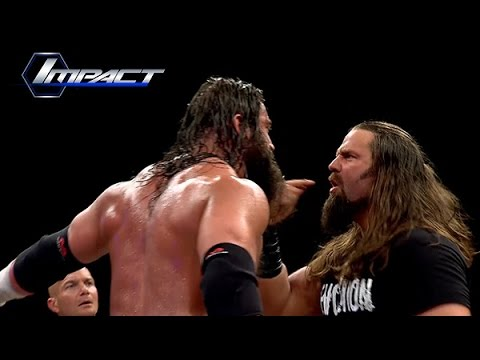 James Storm Stops Bram from Doing the Unthinkable... (Apr 3, 2015)