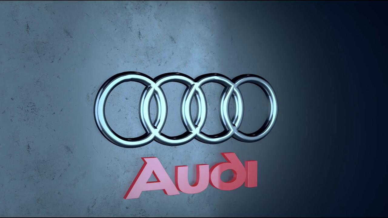wallpaper engine 3d 4k 60 audi logo youtube. Black Bedroom Furniture Sets. Home Design Ideas