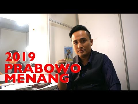Ramalan Pilpres 2019:  Diluar Dugaan!! Ini Yang Akan Dilakukan Prabowo Jika Jadi Presiden