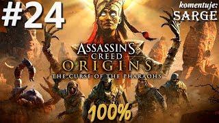 Zagrajmy w Assassin's Creed Origins: The Curse of the Pharaohs DLC (100%) odc. 24 - Syn Ramzesa