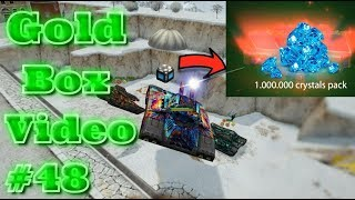 Tanki Online - Gold Box Montage #48 + The WAR | нарезка голдов 48 - танки онлайн