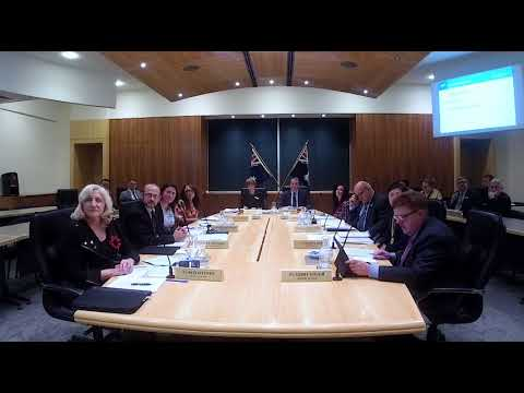 Council Meeting 27 March 2018