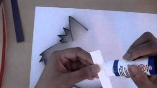Gengar - Pokemon Quilling