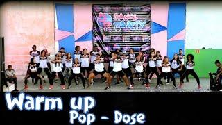 Gambar cover Warm Up (Pop Dose) - DJ Dani Acosta | ZUMBA® | Choreography | Dance