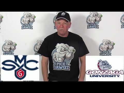 Gonzaga vs St. Marys 3/10/20 Free College Basketball Pick and Prediction CBB Betting Tips