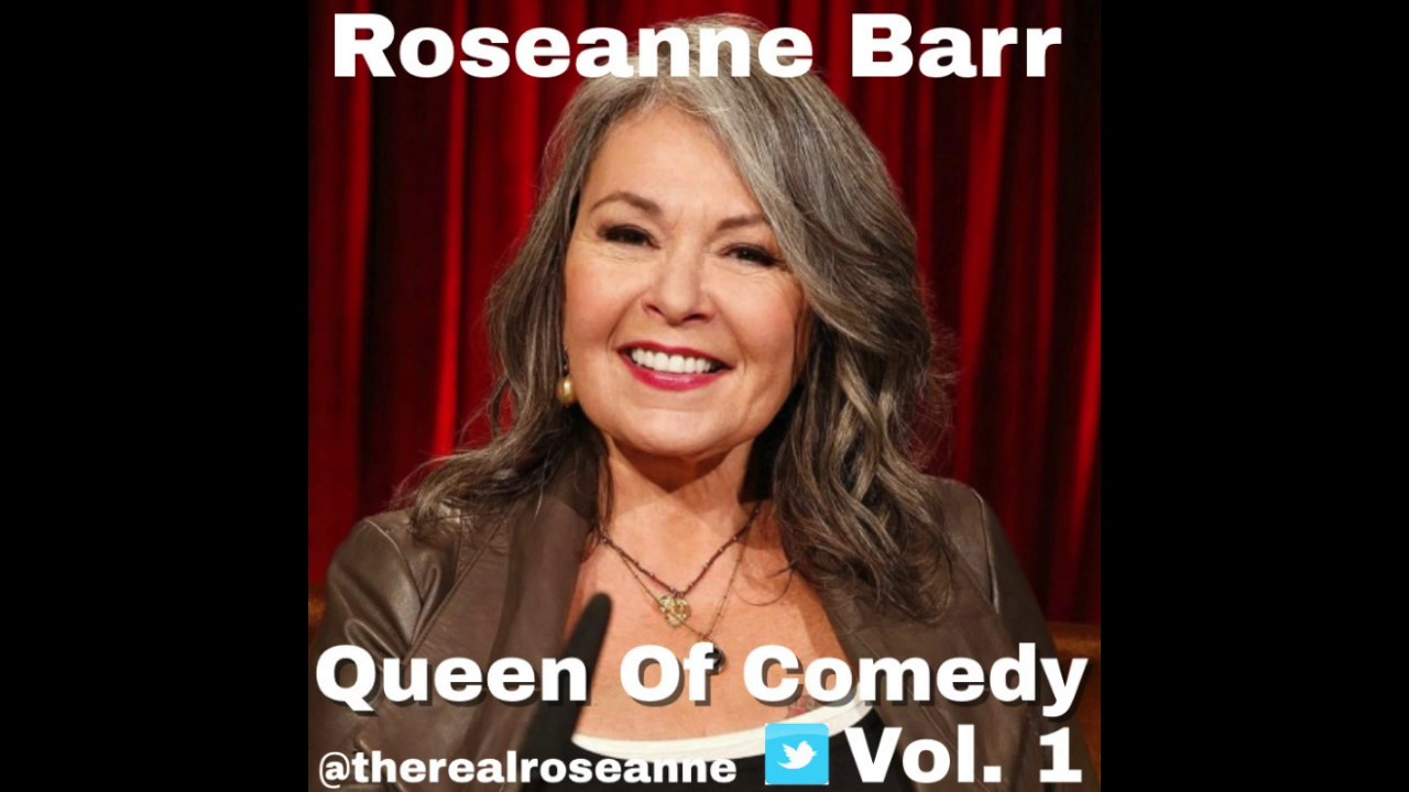 Roseanne Barr Nude Layout Feat Conan Obrien Queen Of Comedy Vol 1
