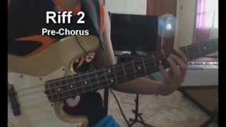Good To Me by Planetshakers Bass Lesson