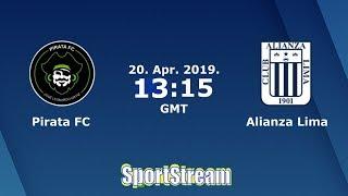 ⚽Pirata FC vs Alianza Lima⚽ Liga 1 Apertura Peru Cup 2019 | 😱SIMULACIÓN🎮