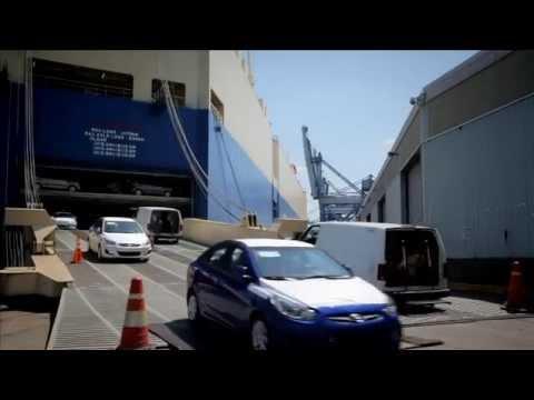 Philadelphia Auto Processing Facility | Port of Philadelphia