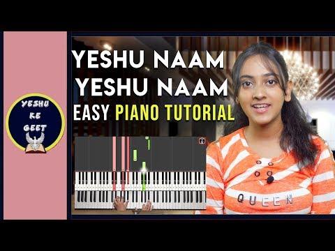 Yeshu Naam Yeshu Naam - Chords & Notes Chart