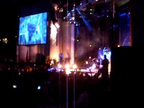 Avenged Sevenfold - God Hates Us [intro] at Uproar in NJ 8/29/10