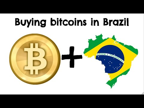 HOW TO BUY BITCOIN IN BRAZIL?