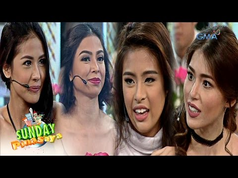 Sunday PinaSaya: Beautiful Sang'gres Sasali Ng Speed Dating