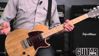 How to Play B-Bender Guitar: Basic Country/Blues B-Bender Lick in C