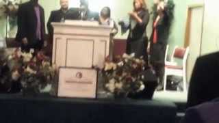 Pastor Donald Helire Launch Out Into The DEEP.Nov 8th 2014