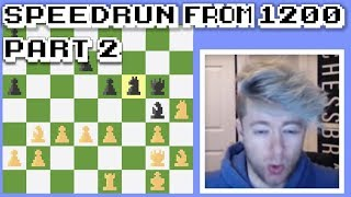 GM Aman Hambleton Bullet Chess Speedrun | Part 2