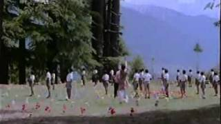 HARI  HARI VASUNDHARA  PE NEELA -WITH LYRICS- MUKESH &CHORUS- BOOND JO BAN GAYI MOTI