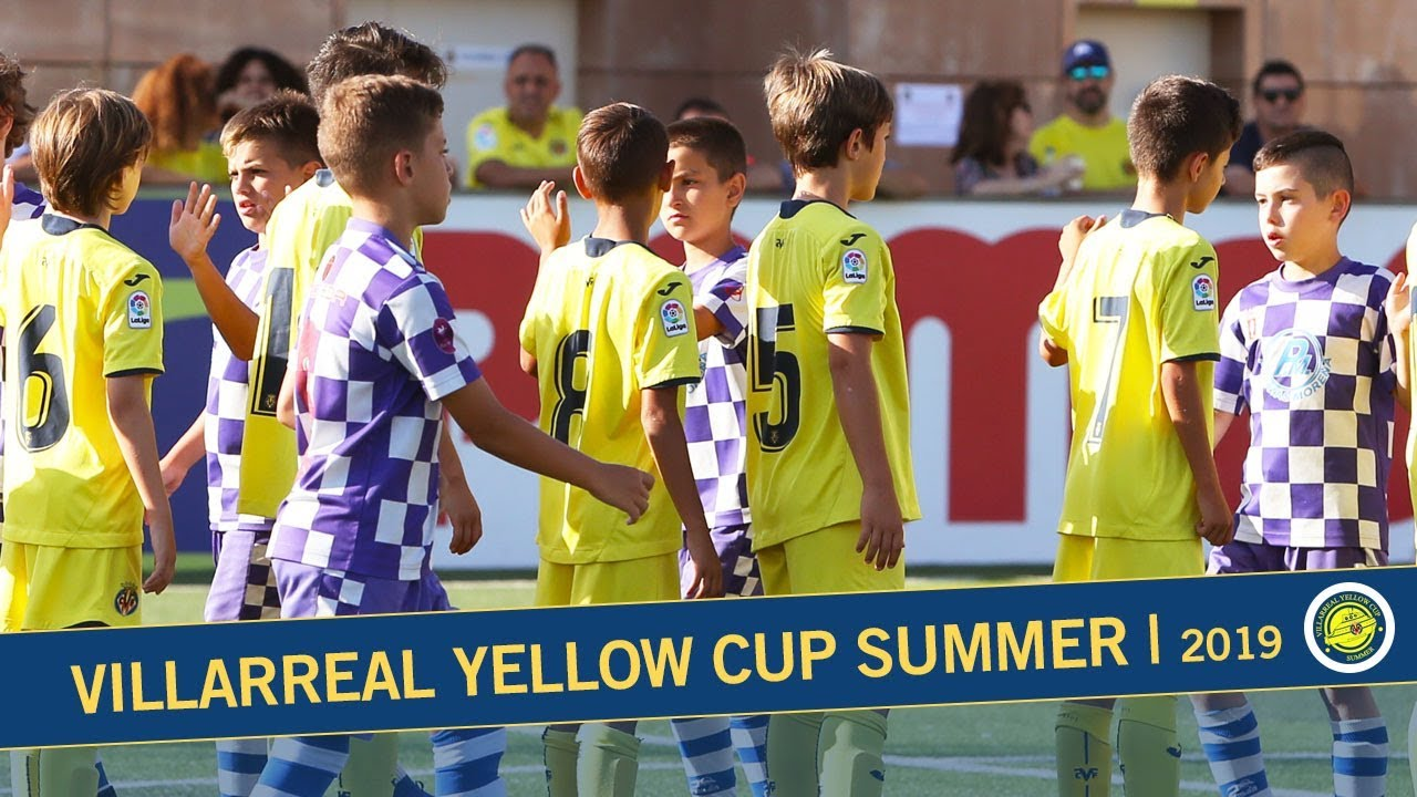 Arranca la Villarreal Yellow Cup Summer | 2019