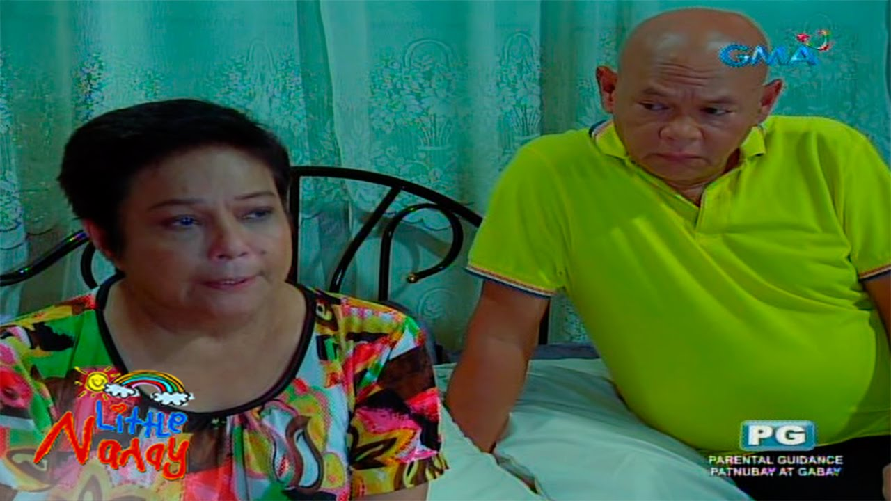 Little Nanay: Lolay's concern