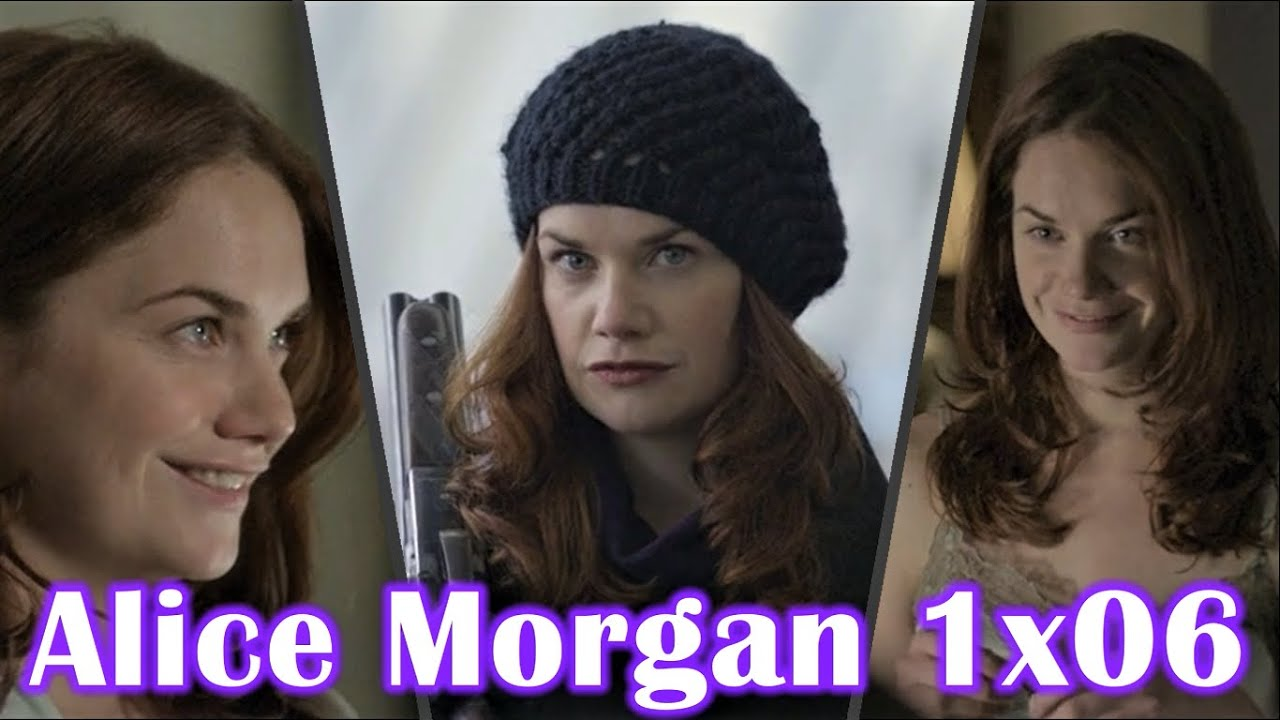 Download Alice Morgan 1x06   Luther
