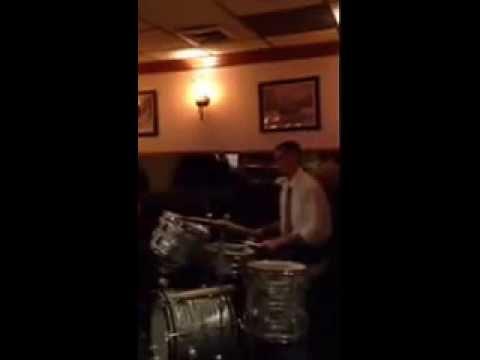 The J. Taylor Leach Quartet featuring Steve LaSpina: Live at the Glen Rock Inn (Bye Bye Blackbird)
