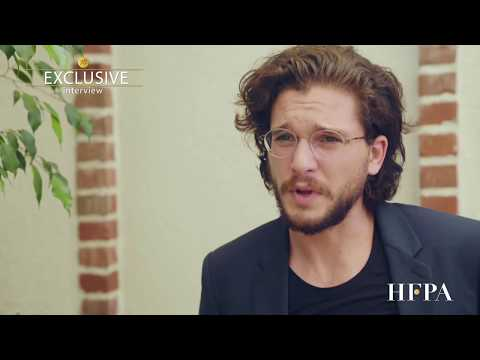 Kit Harington reflects on his journey as Jon Snow - YouTube