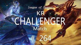 Korea Challenger Match #264/LO…