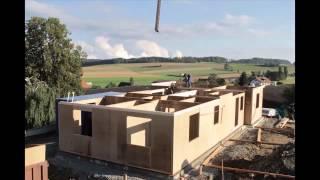 Construcción de una casa en 5 días
